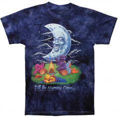 Grateful Dead Till Morning Comes Tie Dye T-shirt