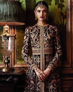 #Sabyasachi #Couture2016 #FIRDAUS #TheColonialCoat #KishandasForSabyasachi #CoutureWeek2016 #TheWorldOfSabyasachi @sabyasachiofficial @kishandasjewellery @bridesofsabyasachi