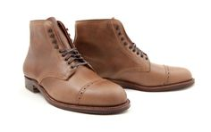 http://chicerman.com  leffot:  Several Aldens are available for pre-orderon our webstore including these boots and longwings on flex soles.  #menshoes