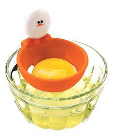 Look what I found on #zulily! Split Egg Separator #zulilyfinds