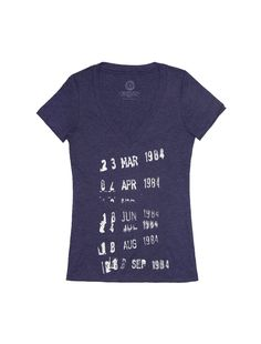 fd0b8954b60cc3 Library Stamp t-shirt