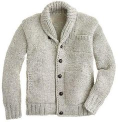 Mens wool hand knit cardigan 47A. Stylish and comfy. Premium Quality Yarns. Any Sizes and Any Colors. Made by KnitWearMasters: 1000's of Satisfied Customers, W