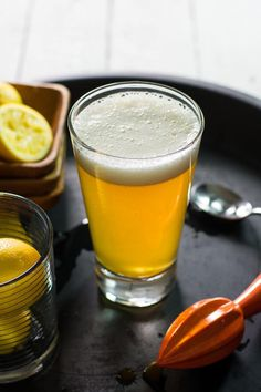 Beer cocktail recipes: Ginger Shandy | Today's Nest