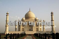 It was lovely but the trip from New Delhi to the Taj was a real eye opener.  Tough to see the poverty along the way.