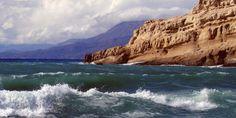Matala w paski – Kreta cz.2 | Podróże Water, Outdoor, Crete, Gripe Water, Outdoors, Outdoor Games, The Great Outdoors