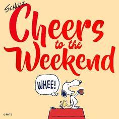 It's Friday -- celebrate!