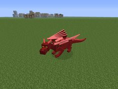 1.7.4 - 1.7.8] Dragon Craft {Ride colorful dragons} Minecraft Mod