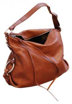 0e8cbefe20ed Banana Republic Braided Whiskey Leather Hobo Bag 70% off retail
