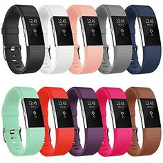 Vancle Fitbit Charge 2 Bands, Classic Edition Adjustable ... https://www.amazon.com/dp/B01N78YXUF/ref=cm_sw_r_pi_dp_x_cCFVzb4V6NYFW