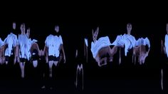 Directed by Marta Di Francesco    Dancer Tony Thatcher  Music Discount Fireworks    Made with Processing, After Effects  Thanks to Amnon Owed SlitsP5 code