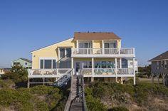 30 best caswell beach nc rentals images bell rock lighthouse rh pinterest com