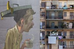 Etam Cru Seeks to Bring Attention to Bleak Situation in Italy (8 pictures)