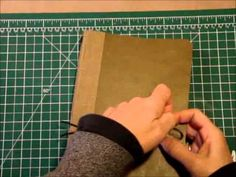 ▶ Easy Elastic Binding for Journals - YouTube