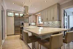 kitchen design / cuisine alpin