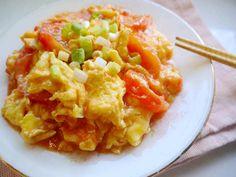 番茄炒蛋做法