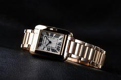 Cartier-Tank Anglaise Watch