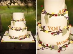 "Or have the most fantastic cake of all time! | 10 Reasons Why No One Can Top A ""Princess Bride"" Wedding"