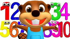Learn Counting 123s Numbers Songs for Children   Teach Toddlers to Count... Abc Songs, Kids Songs, French Numbers, Busy Beaver, Child Teaching, Nursery Rhymes, Educational Toys, Counting, Scooby Doo