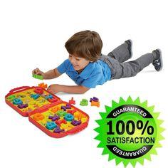 Educational Toys for 3 Year Olds Learning Games Preschoolers Kids Toddlers Elmo #SesameStreet