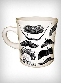 Who doesn't love a great mustache?