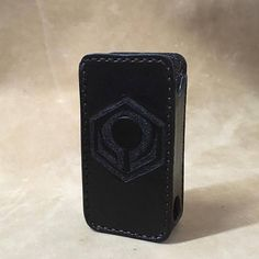 Leather ecig case for Hexohm v.3