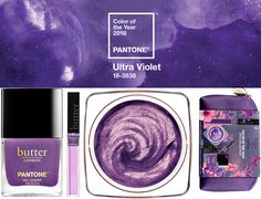 Pantone Colour of 2018: Ultraviolet