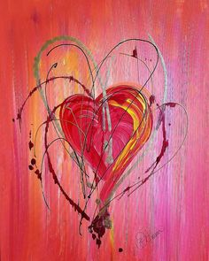 harrington available painting hearts canvas messy wendy media mixed sale 2016 350 for Available for sale Messy Hearts by Wendy Harrington PAINTING 2016 1 x x cmYou can find Heart art and more on our website Heart Painting, Love Painting, Painting & Drawing, Mixed Media Canvas, Mixed Media Art, Bio Art, I Love Heart, Happy Heart, Valentines Art