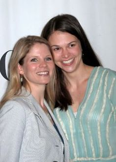 Sutton Foster and Kelli O'Hara. Two of the woman who I admire so much <3