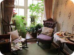 Dalnavert sunroom, Victorian home now a museum in Winnipeg, Manitoba