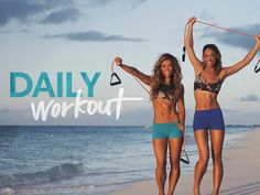 tone it up daily moves monday