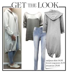 """""""get the look"""" by bellino on Polyvore featuring mode en Post-It"""