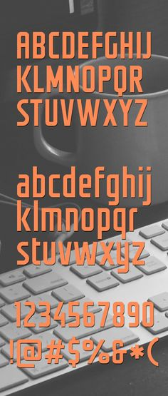 Groteskia free font letters #freefonts #commercialfonts #fontsfordesigners #webfonts