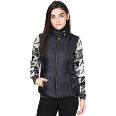 Quilted Puffer Jacket http://goo.gl/wdGf7D