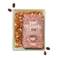 This sustainably sourced palm oil Chunk Bath Bar cleanses, moisturizes, and gently exfoliates with cocoa seed butter, coffee beans, milk, and sugar, and is fragranced with a touch of coffee and cream, for skin that looks and feels refreshed. Lather into hands and clean from head to toe, then rinse thoroughly. Use daily in the shower or bath. Follow with moisturizer.  Fragrance: Freshly brewed coffee and a splash of vanilla crème   This is included in Buy 5, Get the 6th FREE.