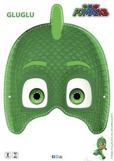 Masques Gluglu