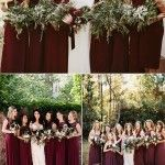50+ Refined Burgundy and Marsala Wedding Ideas for Fall Brides