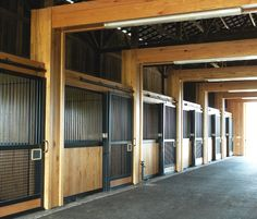 Stall & Oats Blog from Lucas Equine Equipment: Horse Stall Design