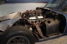 Original Record Setting 1964 Shelby Cobra Daytona Coupe Revealed at SEMA 2015