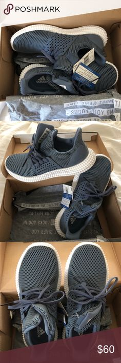 8b5068d5eec0 Adidas NEW Athletics Training Sneakers Men s 5 and women s Brand new w   tags! Super comfortable for all around wear.