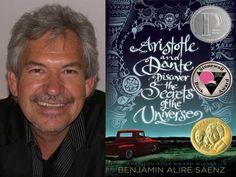 Benjamin Alire Saenz Aristotle and Dante Discover the Secrets of the Universe