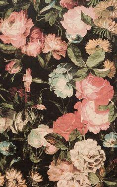 Midnight Garden - House of Hackney   輸入壁紙専門オンラインショップ『WALPA』