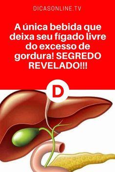 Gordura no figado tratamento | A única bebida que deixa seu fígado livre do excesso de gordura! SEGREDO REVELADO!!!