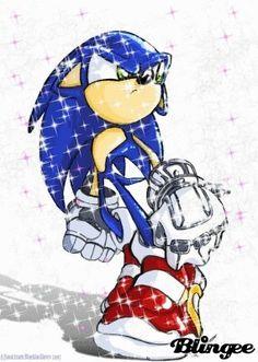 Sonic fan art