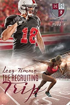 The Recruiting Trip (The University of Gatica Series Book 1) by Lexy Timms, http://www.amazon.com/dp/B00PWL3X92/ref=cm_sw_r_pi_dp_8Fcfvb1T1PHRC