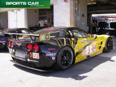 race corvette | Corvette Racing C6R (GT2):