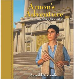 Thirteen-year-old Amon is ready to join his father in the temple court where only men are allowed. But when his father, Jotham, is falsely accused of a terrible crime, Amon willingly sacrifices his childhood ways in order to save his father's life.