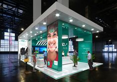 Exhibition Stand Design on Behance Exhibition Stand Design, Exhibition Stall, Web Banner Design, Display Design, Marketing, Behance, Creative, Guerrilla, Inspiration
