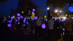 Suelta de globos luminosos de helio en El Ermitaño Balloon Release, Wedding Balloons, Helium Balloons, Weddings