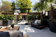 Terrace Design, Garden Design, House Design, Outside Living, Outdoor Living, Outdoor Decor, Big Garden, Home And Garden, Wooden Ceilings