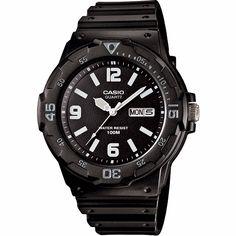 RelógiosPT: Casio MRW-200H-1B2VEF